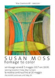 Susan moss - homage to color