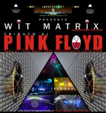 Wit Matrix tributo ai Pink Floyd