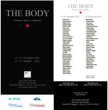the body:  forme e colori a confronto